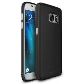 Husa Samsung Galaxy S7 Edge Ringke Slim SF BLACK