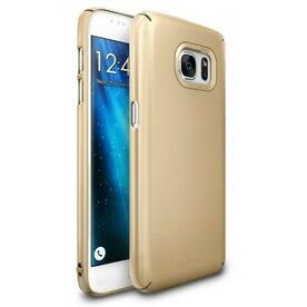 Husa Samsung Galaxy S7 Ringke SLIM ROYAL GOLD + BONUS folie protectie display Ringke