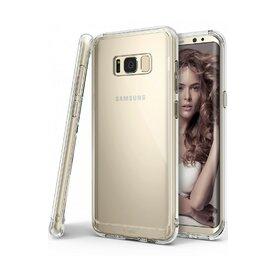 Husa Samsung Galaxy S8 Plus Ringke Fusion Clear