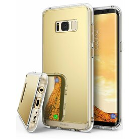 Husa Samsung Galaxy S8 Plus Ringke MIRROR ROYAL GOLD