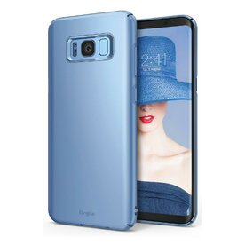 Husa Samsung Galaxy S8 Plus Ringke Slim Blue Pearl