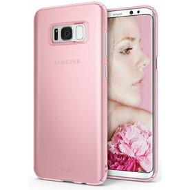 Husa Samsung Galaxy S8 Plus Ringke Slim Frost Pink