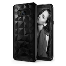 Husa Samsung Galaxy S8 Ringke Prism Ink Black