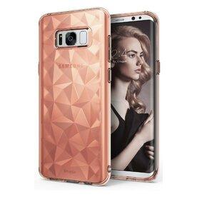 Husa Samsung Galaxy S8 Ringke Prism Rose Gold