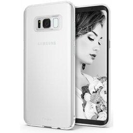 Husa Samsung Galaxy S8 Ringke Slim Frost White
