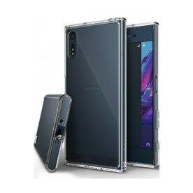 Husa Sony Xperia XZ Ringke FUSION + BONUS folie protectie display Ringke
