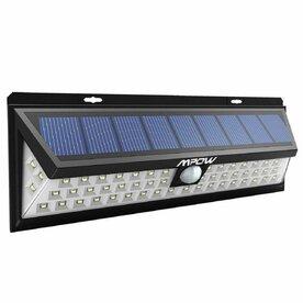 Lampa solara Mpow 3in1 cu 54 leduri si senzori de miscare