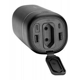 Statie de incarcare RAVPower RP-PB105 20100mAh AC negru