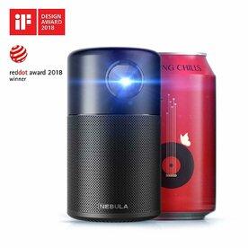 Proiector video portabil Anker Nebula Capsule, WIFI, DLP, Audio 360, Android 7.1