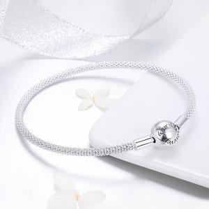 Bratara din argint 925 White Desire