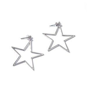 Cercei din argint Punk Stars