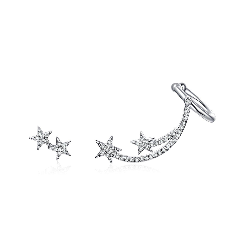 cercei din argint silver comet 67866 4