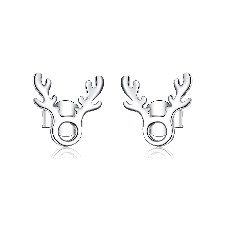 cercei din argint silver little elk 67911 4