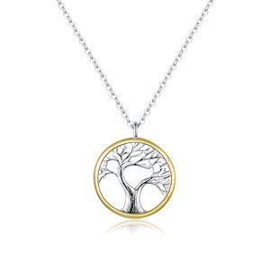 Colier din argint Amazing Tree of Life