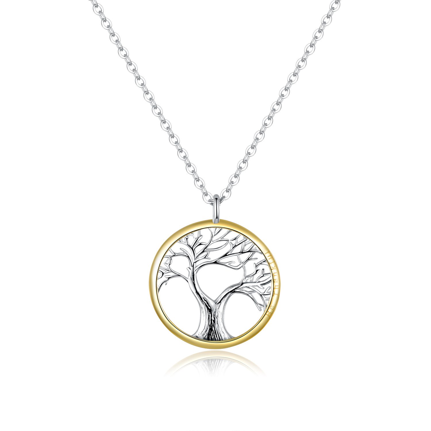 Colier din argint Amazing Tree of Life poza 2021
