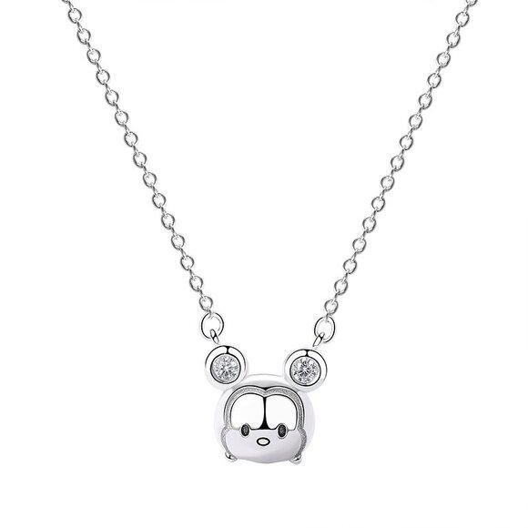 Colier din argint Little Mouse