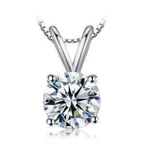 Colier din argint Little Shiny Cristal
