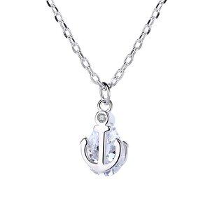Colier din argint Silver Anchor