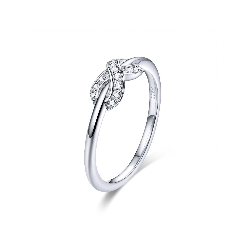 Inel din argint Crystal Infinite poza 2021