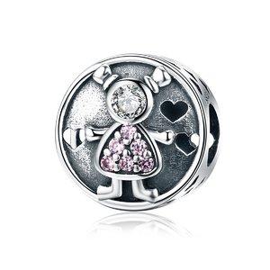 Talisman din argint Baby Figures