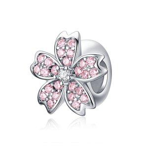 Talisman din argint Cherry Blossom