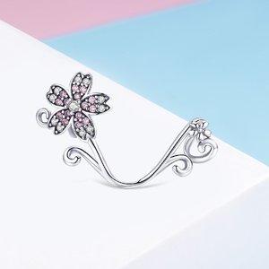 Talisman din argint Cherry Flower Pendant