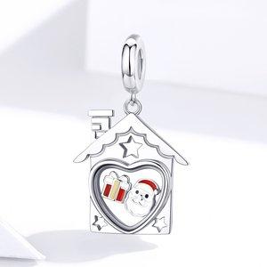 Talisman din argint Christmas Gift
