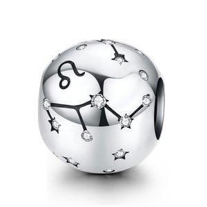 Talisman din argint Leo Constellation
