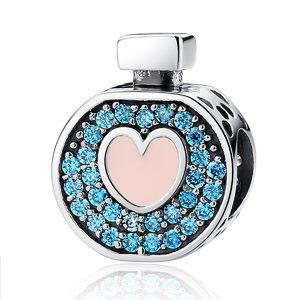 Talisman din argint Love Perfume