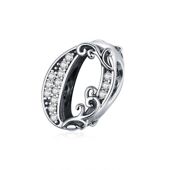 Talisman din argint Number 0