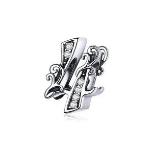 Talisman din argint Number 4