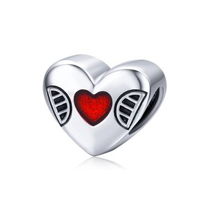 Talisman din argint Open Your Heart