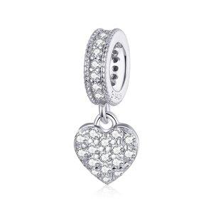 Talisman din argint Shiny Love