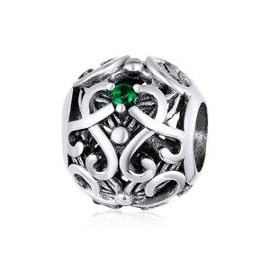 Talisman din argint Silver Baroque