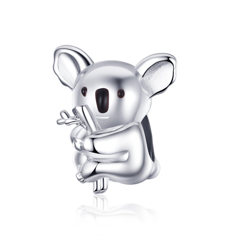 Talisman din argint Silver Koala