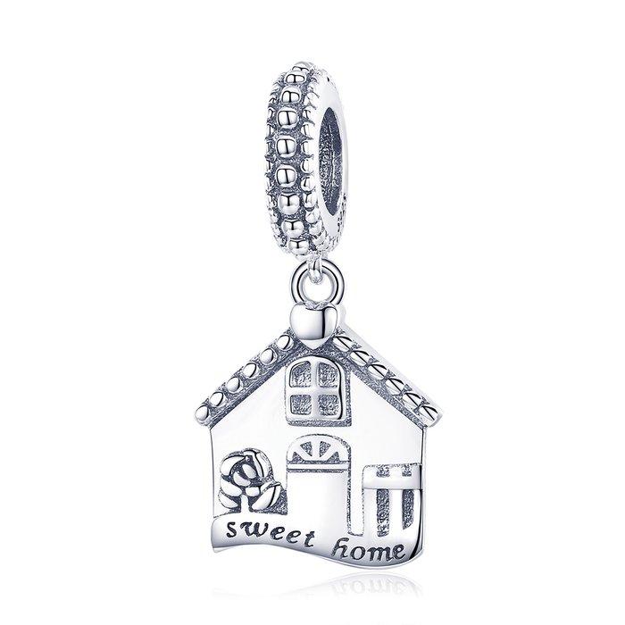 Talisman din argint Silver Sweet Home