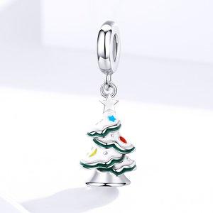Talisman din argint Winter Tree