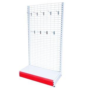 RAFT DE PERETE PLASA SIMPLU Înălțime-195, Lățime-100cm