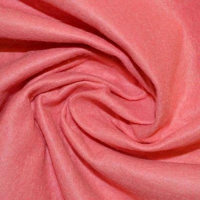 40% Wool felt - Rose