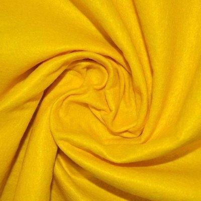 40% Wool felt - Yellow