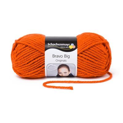 Acryl Yarn-Bravo Big-Sienna
