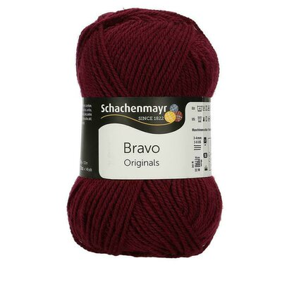 Acryl Yarn Bravo - Blackberry 08045
