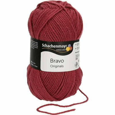 Acryl Yarn Bravo - Mulberry 08044