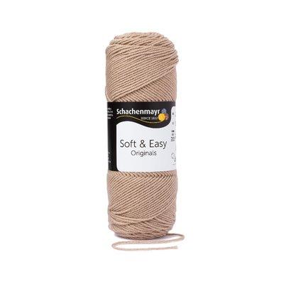 Acryl Yarn Soft & Easy - Linen - 100g