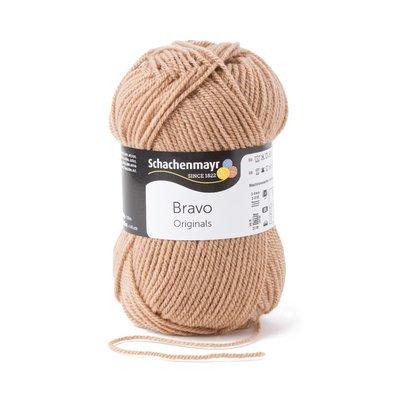 Acrylic yarn Bravo- Beige