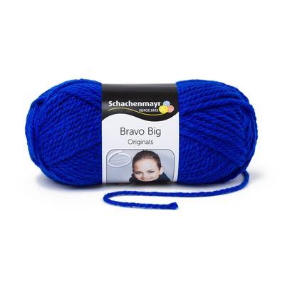 Acrylic Yarn-Bravo Big-Royal