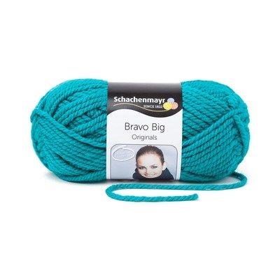 Acrylic Yarn-Bravo Big-Smarald