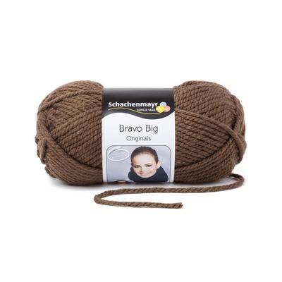 Acrylic Yarn-Bravo Big-Taupe