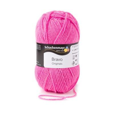 Acrylic yarn Bravo-Cyclamen