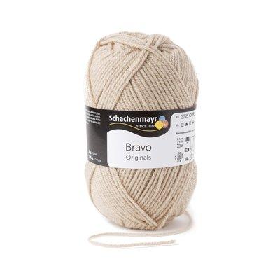 Acrylic yarn Bravo- Linen